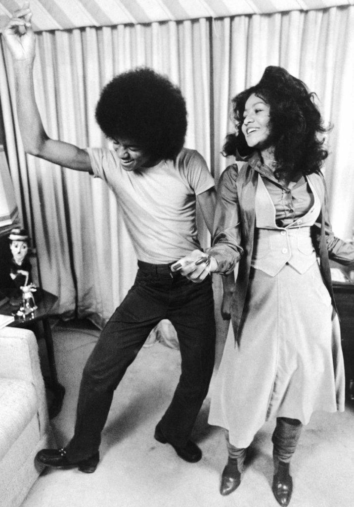 Michael Jackson & Latoya Jackson