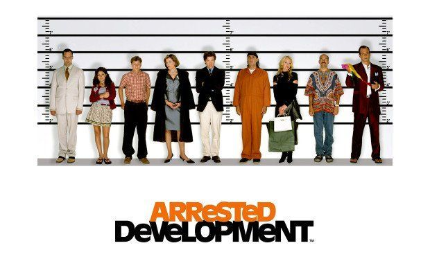 Arrested Development – 4 Seasons (2004-06, 2013)