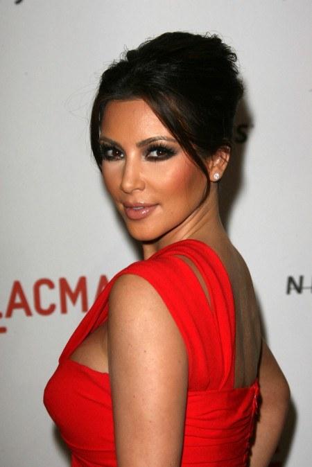 kim kardashian proved the struggle is real