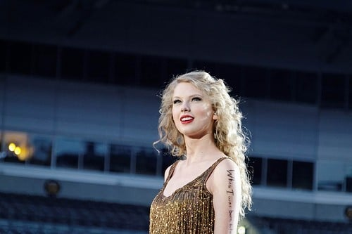Taylor Swift is one of the most charitable celebrities