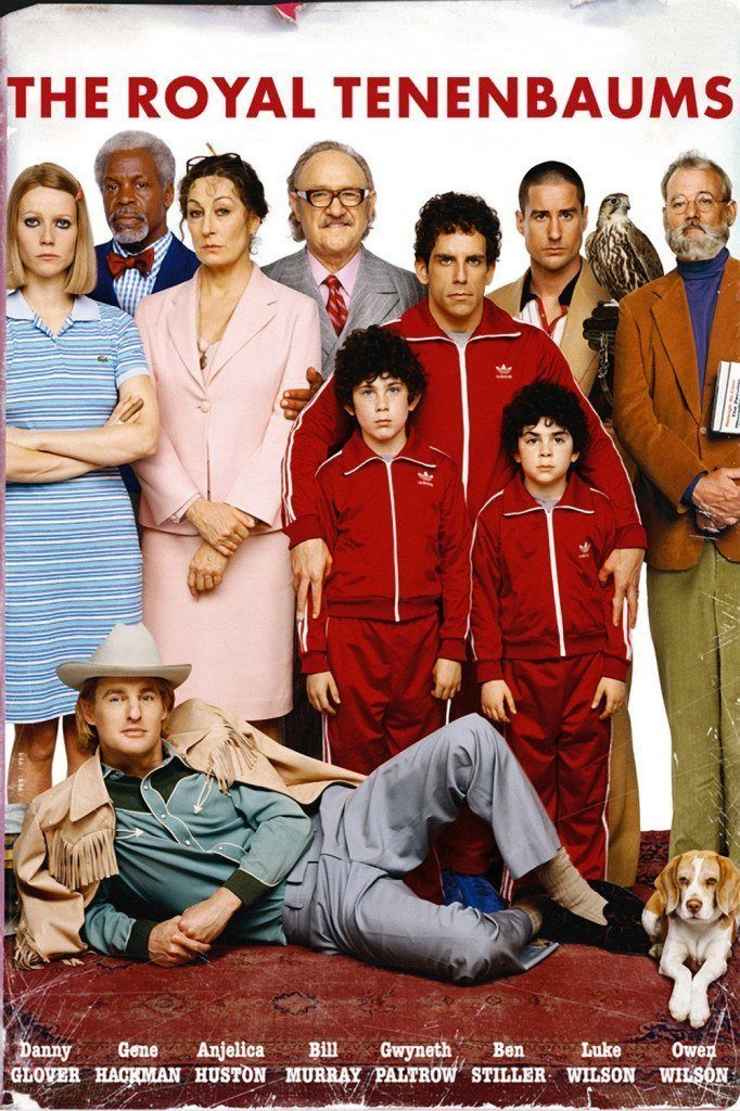 The Royal Tenenbaums (2001)