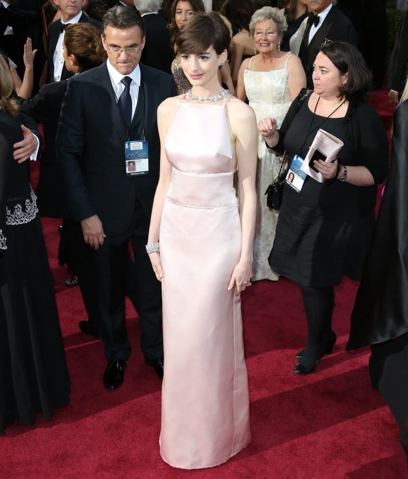 Anne Hathaway Oscar Award: 10 Oscars Worst Dressed Culprits