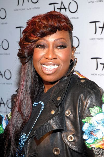 Missy Elliot's chronic disease