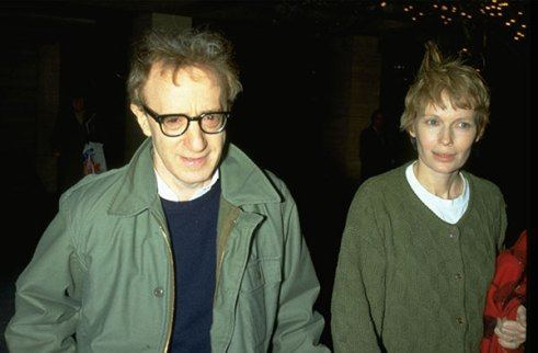 Woody Allen is one of the strangest celebrity cheaters