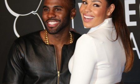 Jason Derulo and Jordan Sparks