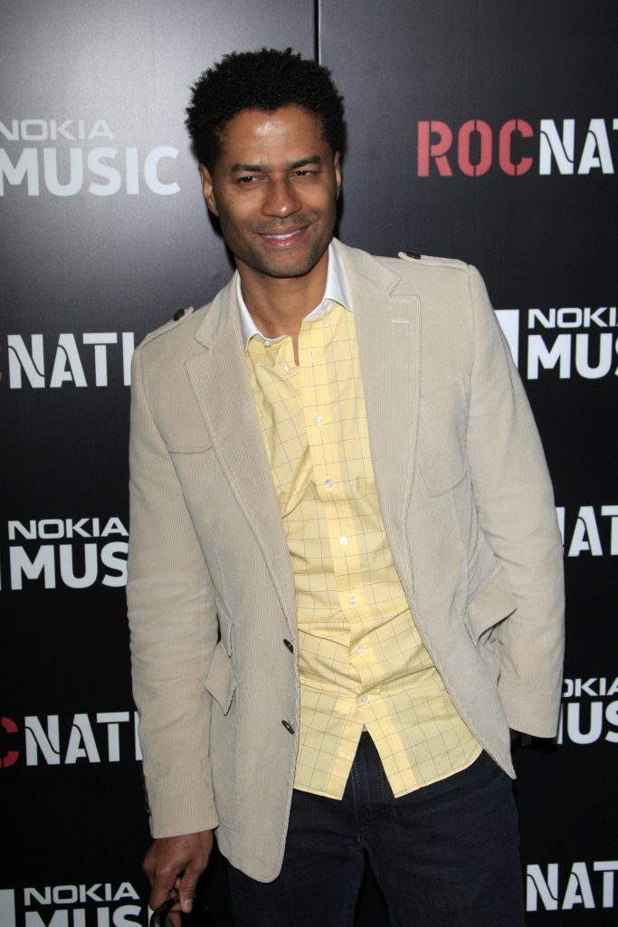 LOS ANGELES - FEB 9: Eric Benet arrives at the ROC NATION Annual Pre-Grammy Brunch at the Soho House on February 9, 2013 in West Hollywood, CA