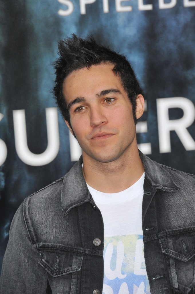 "Pete Wentz at the Los Angeles premiere of ""Super 8"" at the Regency Village Theatre, Westwood. June 8, 2011 Los Angeles, CA Picture: Paul Smith / Featureflash"