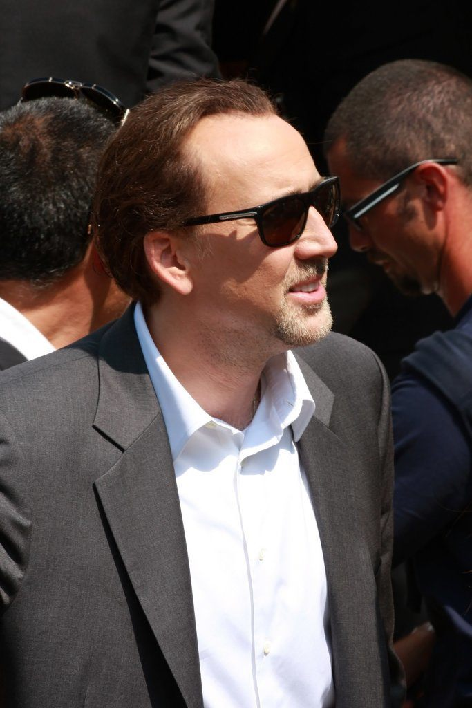 VENICE - SEPTEMBER 04: actor Nicolas Cage during the 66th Venice Film Festival on September 4, 2009 in Venice, Italy.