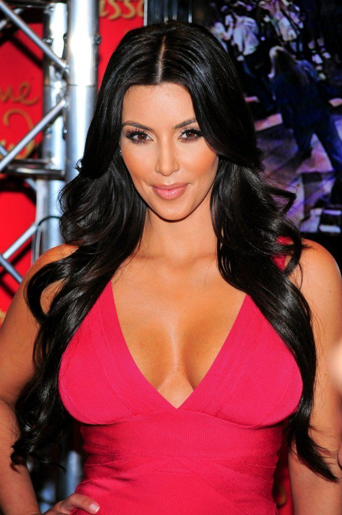 kim kardashian proved the struggle is real