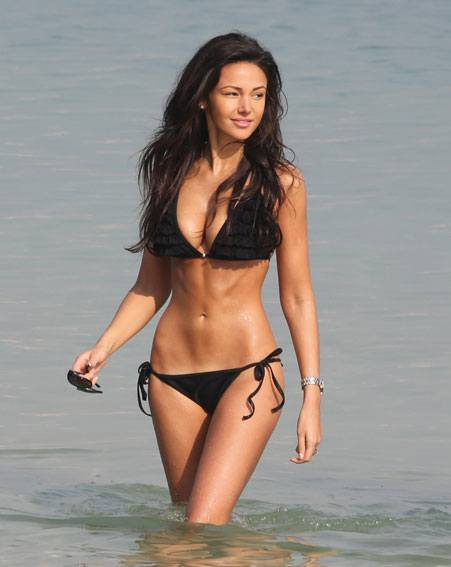 Michelle Keegan bikini pics