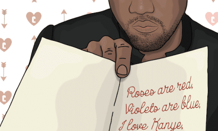 let Kanye make your valentine swoon