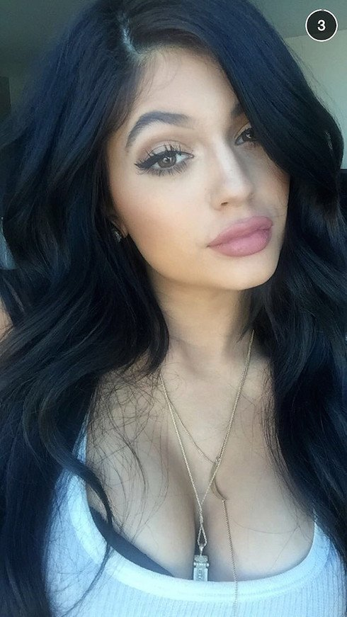 kylie jenners lip liner
