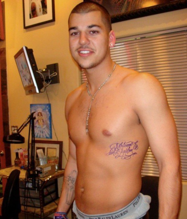 celebrities with tattoos of their exes