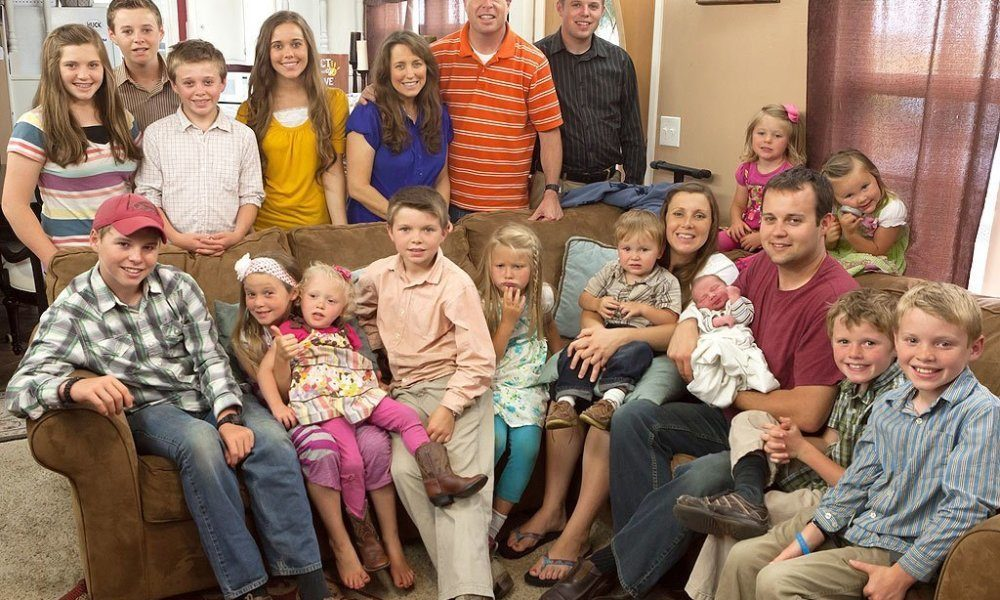 about with duggar family