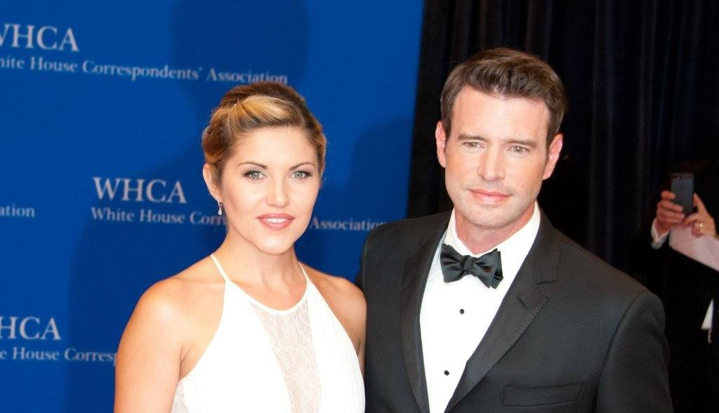 scott foley and wife