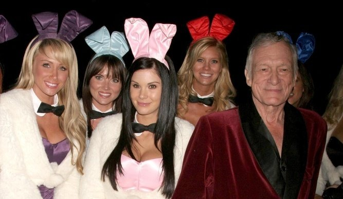 things you didnt know about the playboy mansion