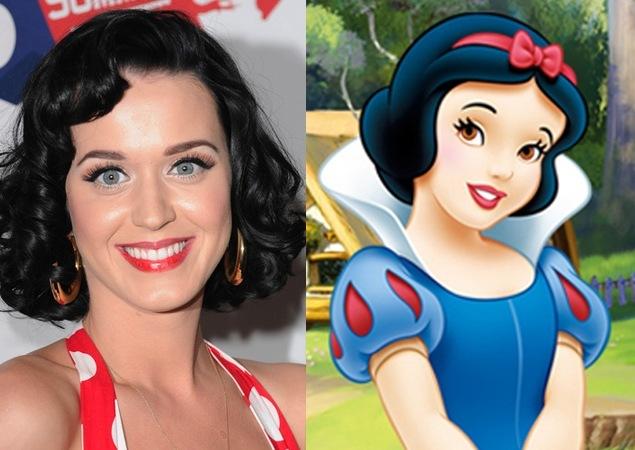 snow white katy perry