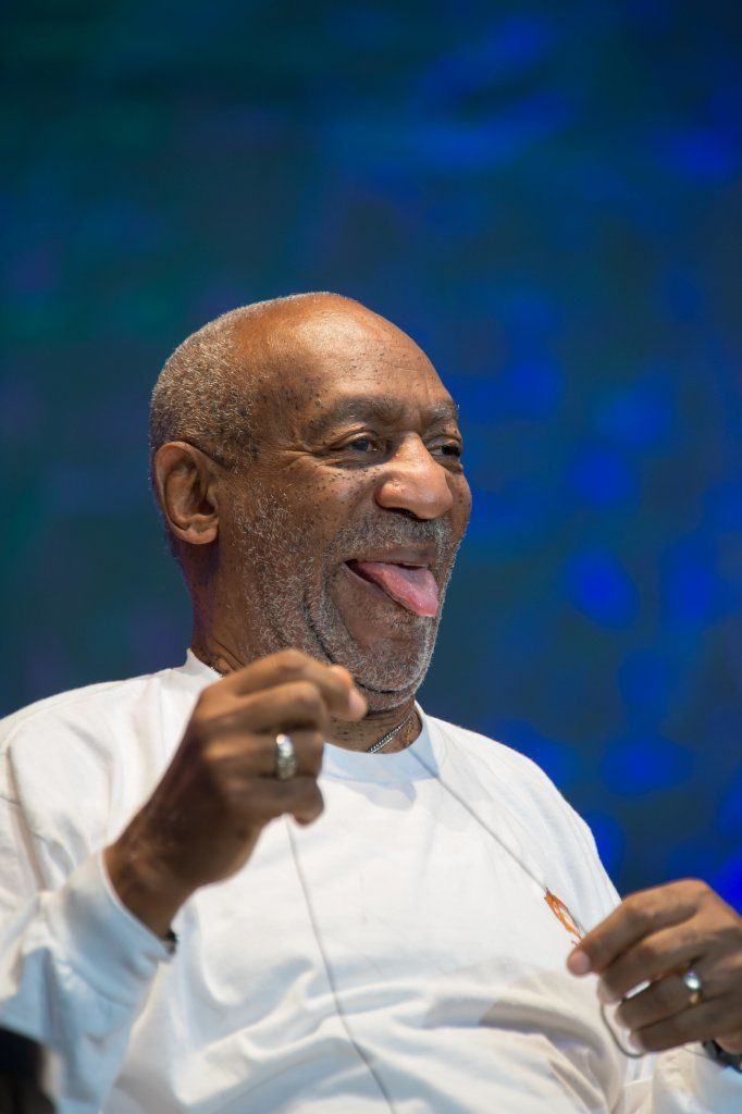 Bill Cosby Performs