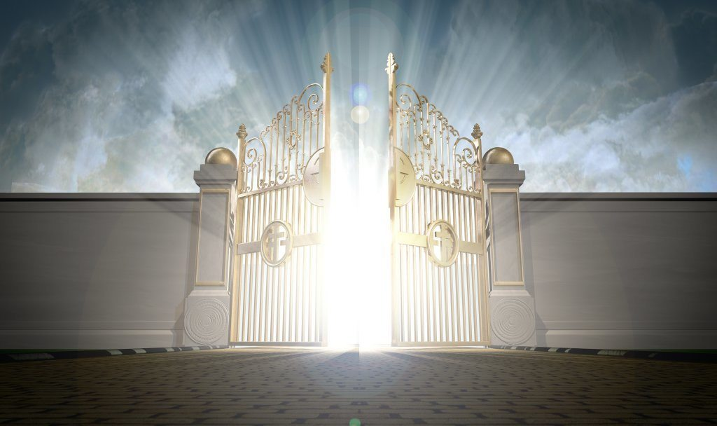 Pearly Gates Of Heaven