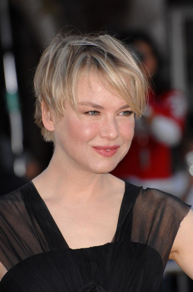 Renee Zellweger aka Bridget Jones