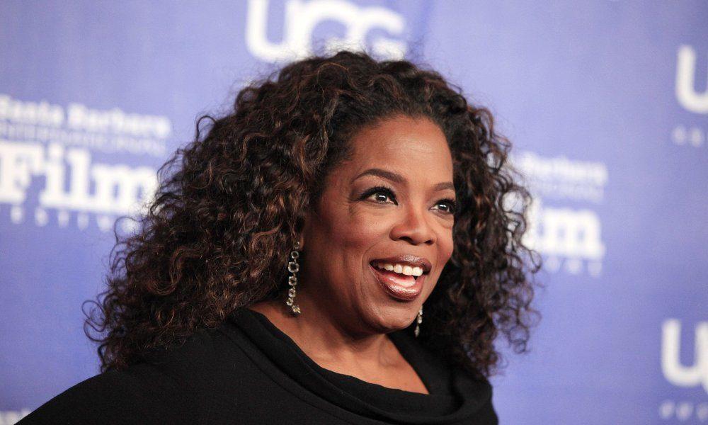 Oprah gail winfrey