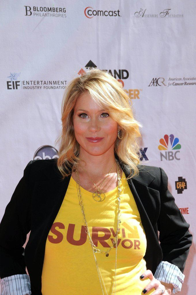 Christina Applegate At The 2010 Stand Up To Cancer