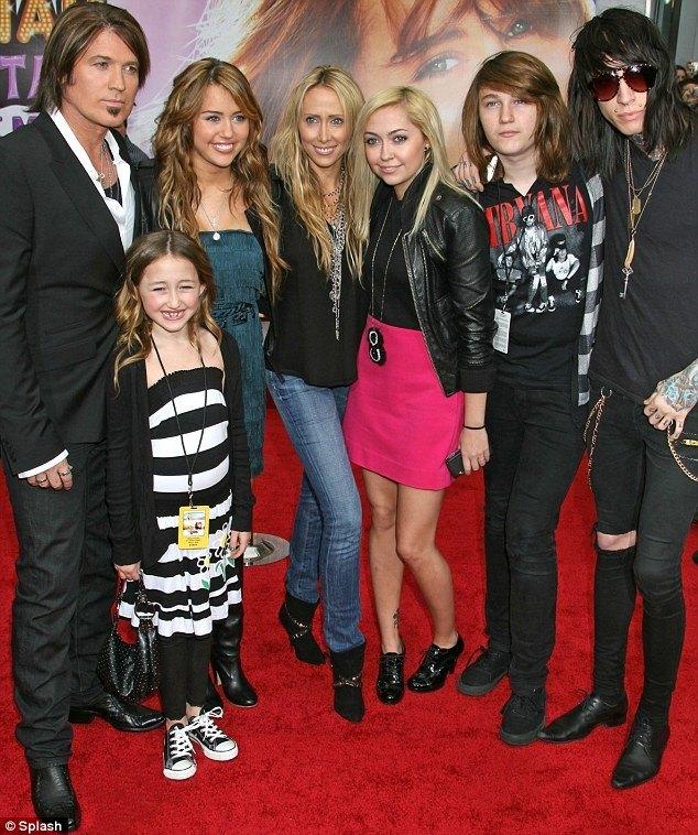 Cyrus family