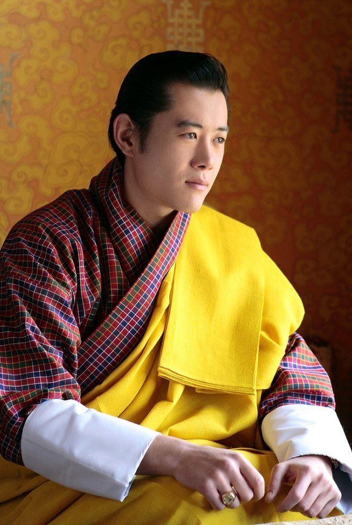 Jigme Khesar Namgyel Wangchuck King of Bhutan