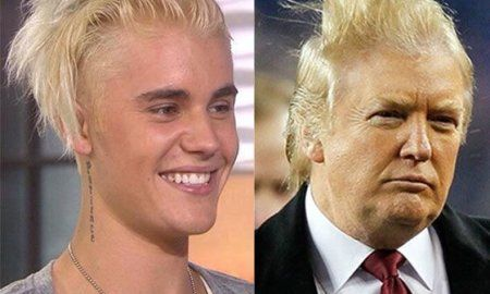 Justin and Donald