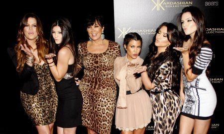 Kardashian Jenner family
