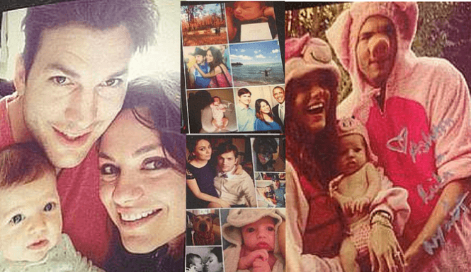 kutcher family