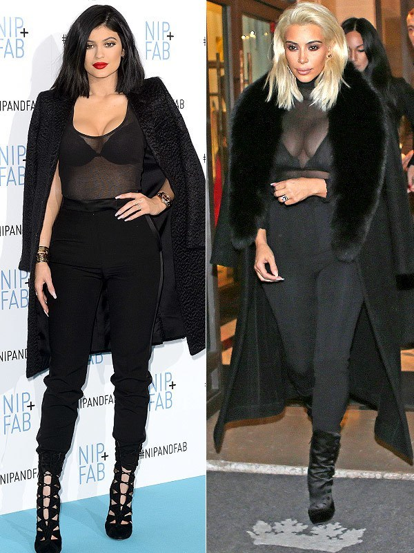 kylie jenner and kim
