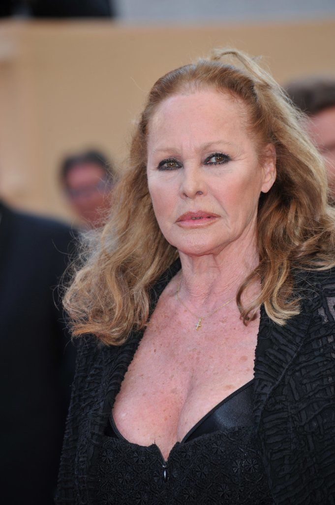 Ursula Andress in 2010
