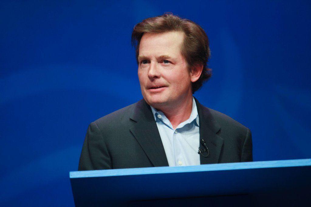 Actor Michael J. Fox has Parkinson Disease