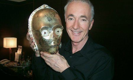 Anthony Daniels C3PO