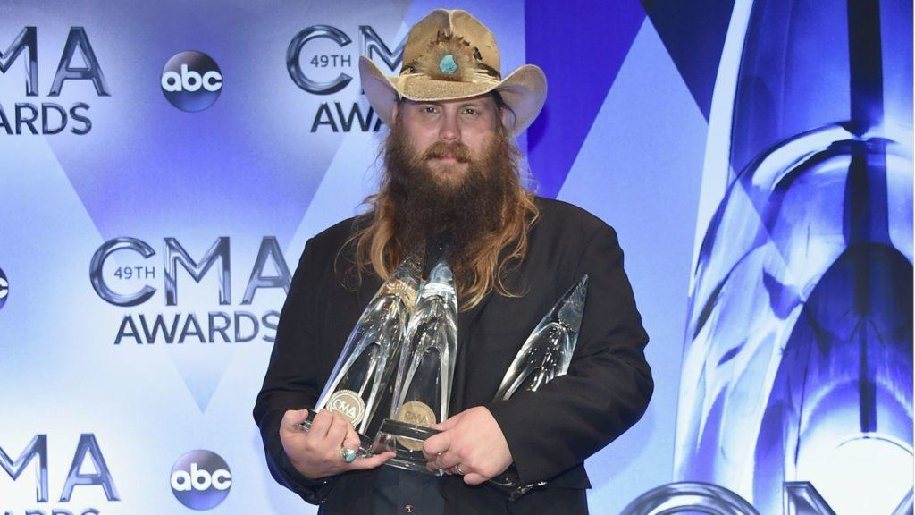 Chris Stapleton CMA awards