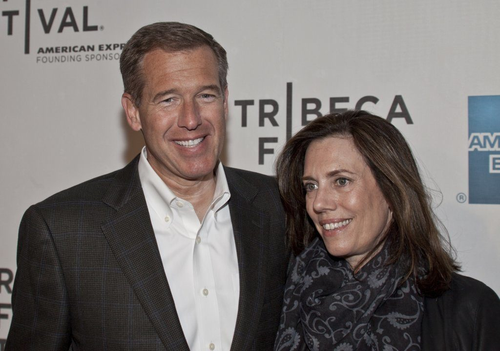 Brian Williams And Wife