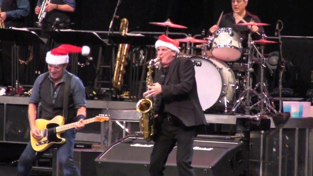 Bruce Springsteen Santa Clause