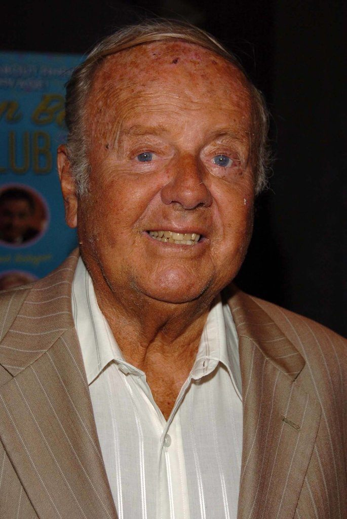 """Hollywood - August 01: Dick Van Patten At The Los Angeles Premiere Of """"Boynton Beach Club"""" At Pacific Design Center On August 01, 2006 In West Hollywood, Ca."""