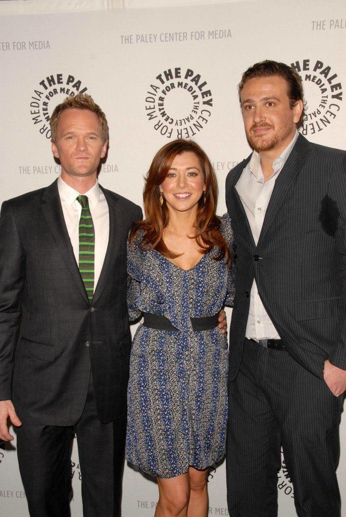 Neil Patrick Harris, Alyson Hannigan And Jason Segel