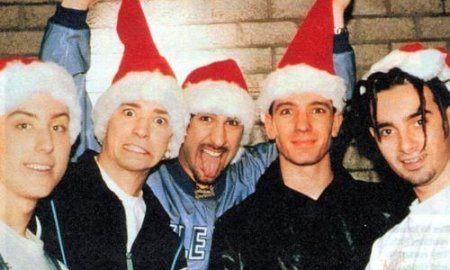 NSync Christmas