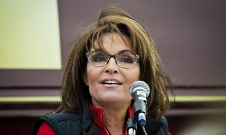 Political Star Sarah Palin