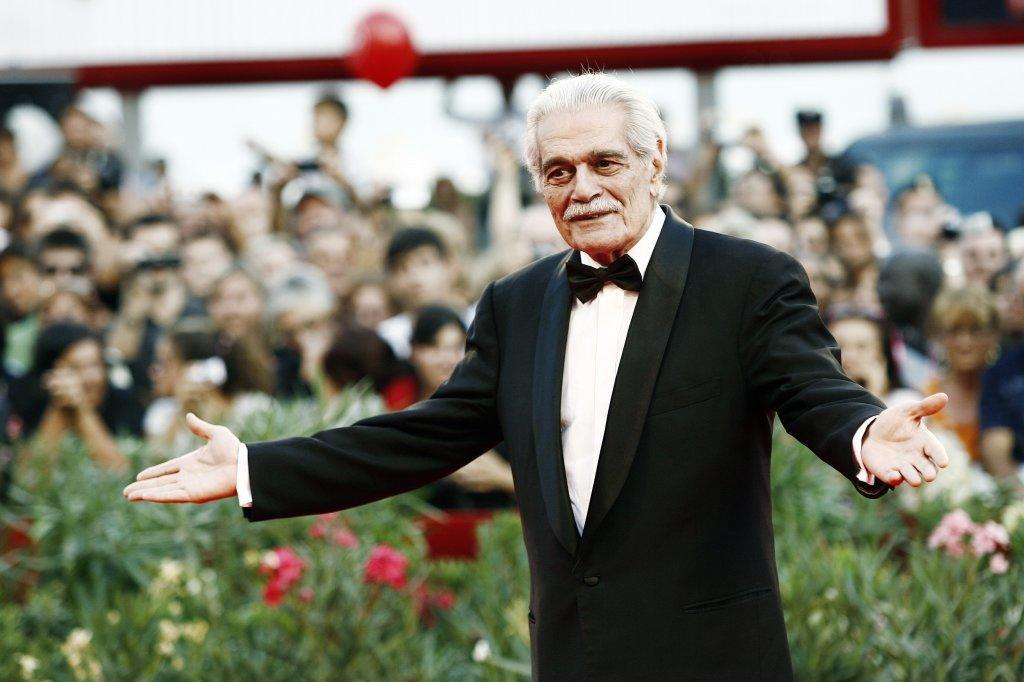 Venice, Italy - September 12: Omar Sharif Attends The Closing Ceremony At The Sala Grande During The 66th Venice Film Festival On September 12, 2009 In Venice, Italy.