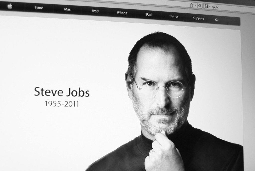 Apple Founder And Ceo, Steve Jobs