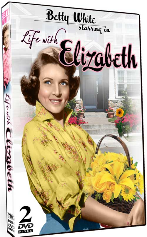 Betty White in Life With Elizabeth