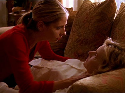 Buffy the Vampire Slayer death scene