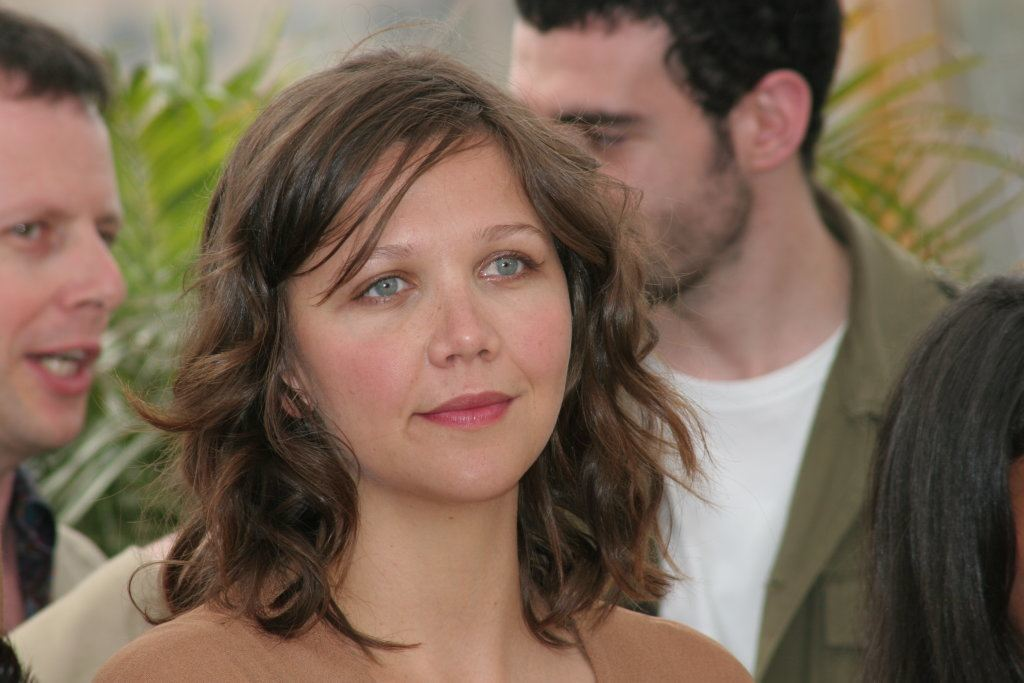 Cannes, France - May 18: Actress Maggie Gyllenhaal Attends A Photocall Promoting The Film 'Paris Je T'Aime' During The 59th International Cannes Film Festival May 18, 2006 In Cannes, France