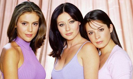 Charmed original cast