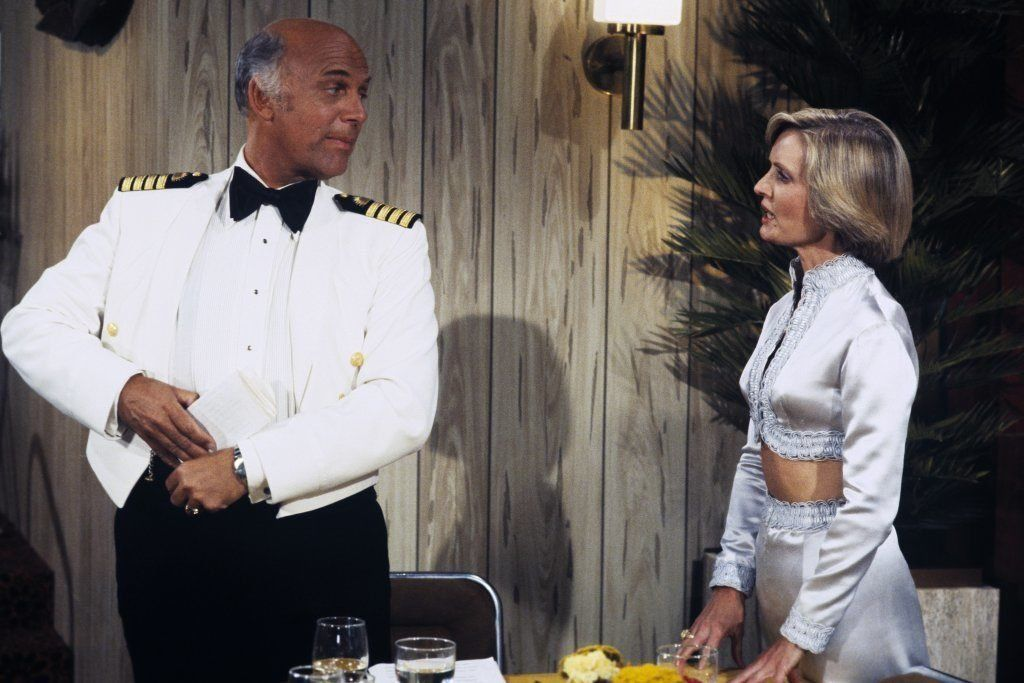 Florence Henderson on Love Boat