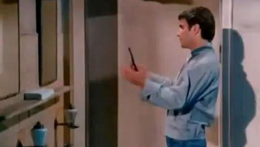 Fonzie's blue jacket
